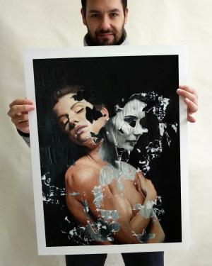 Bicephaly Print